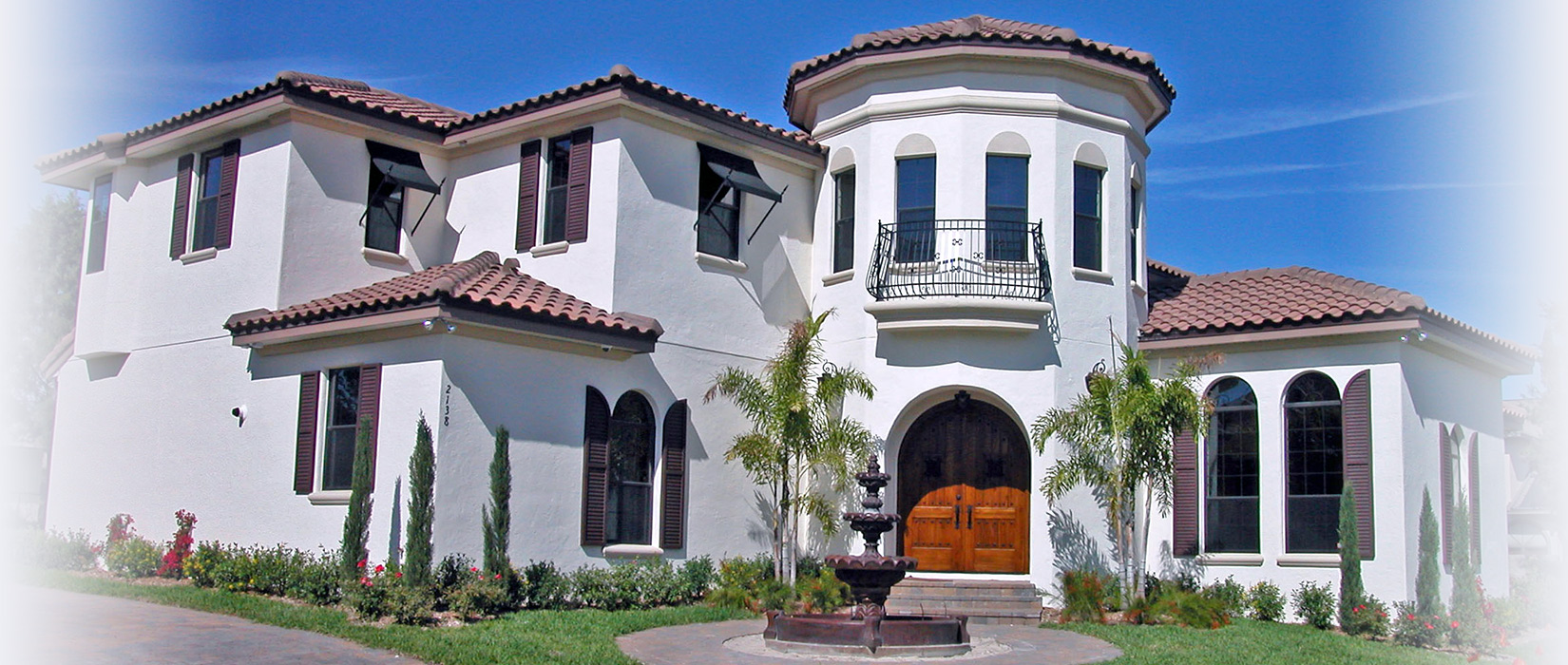Custom luxury home builders designers in seminole county central fl dove builders for Designer homes of central florida